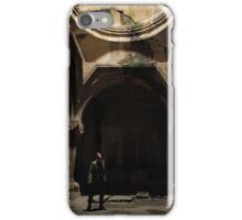 Armenian cave monastery adventure iPhone Case/Skin