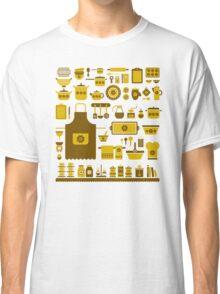 retro kitchenware Classic T-Shirt