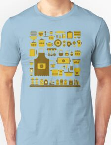 retro kitchenware Unisex T-Shirt