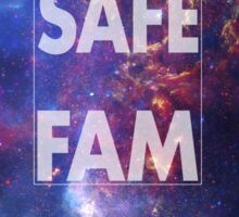 Safe Fam Sticker