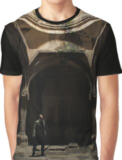 Armenian cave monastery adventure Graphic T-Shirt