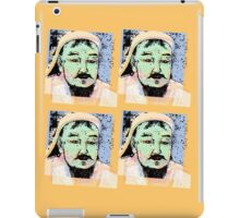 Genghis Khan (mutiple, maybe.) iPad Case/Skin