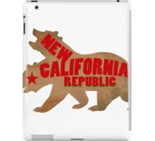 Yell For Your Republic iPad Case/Skin