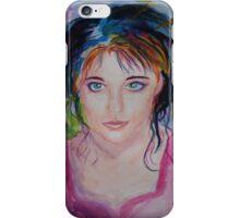 WOOD  NYMPH iPhone Case/Skin