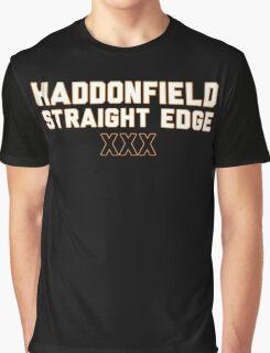 Haddonfield Straight Edge Graphic T-Shirt