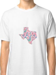 Texas - Lilly Pulitzer Classic T-Shirt