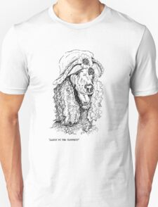GUEST AT THE TEA PARTY Unisex T-Shirt