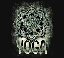 Sacred Geometry for your daily Life- YOGA DARKIE Unisex T-Shirt