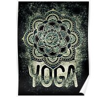 Sacred Geometry for your daily Life- YOGA DARKIE Poster