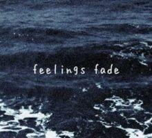 gnash feelings fade Sticker