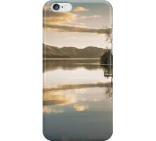 Duke of Portland Boathouse, Ullswater iPhone Case/Skin