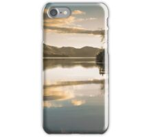 Duke of Portland Boathouse, Ullswater iPhone Case/Skin