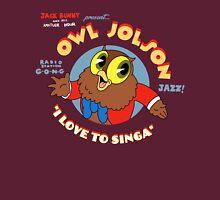 Owl Jolson Unisex T-Shirt