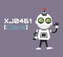 XJ0461 [Clank] Kids Tee