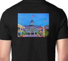 Balboa Pavilion Newport Beach Ca. Unisex T-Shirt