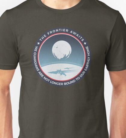 The Frontier Awaits Unisex T-Shirt