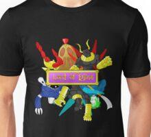 Lord of Djinn group pose Unisex T-Shirt