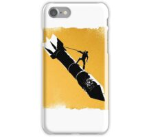 Just cause 3 Missile Cowboy iPhone Case/Skin