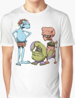 More Fun Guys Graphic T-Shirt