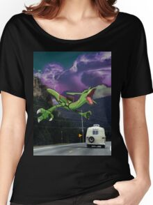 Rayquaza in the Valleys Women's Relaxed Fit T-Shirt