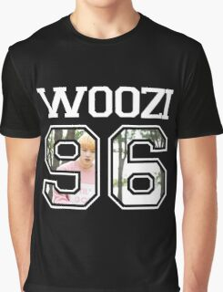 SEVENTEEN - Woozi 96 Graphic T-Shirt
