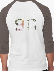 SEVENTEEN - Woozi 96 Men's Baseball ¾ T-Shirt