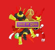 Lord of Djinn Red Team Unisex T-Shirt