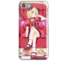 Flandre Scarlet iPhone Case/Skin