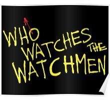 Who Watches? Poster