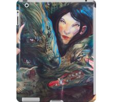 Closing In iPad Case/Skin