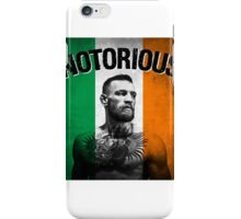 Notorious - Tricolour Face iPhone Case/Skin