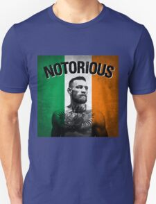 Notorious - Tricolour Face Unisex T-Shirt