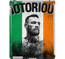 Notorious - Tricolour Face iPad Case/Skin