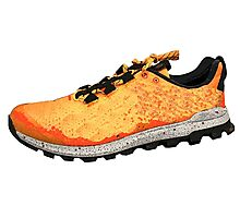 Running Shoe Orange Photographic Print