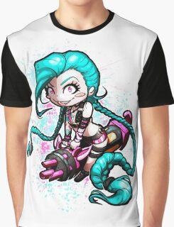 GunBoon Girl Graphic T-Shirt
