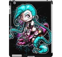 GunBoon Girl iPad Case/Skin