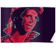 Ziggy Stardust Poster