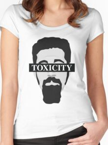 Toxicity Women's Fitted Scoop T-Shirt