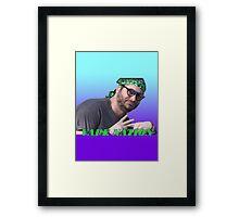 Vape Nation Framed Print