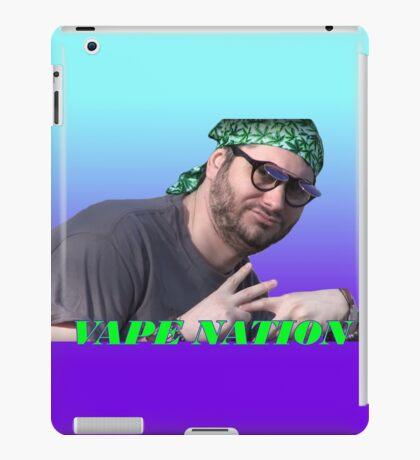 Vape Nation iPad Case/Skin