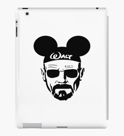 """Walt"" White / Disney iPad Case/Skin"