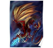 Raging Dragon Poster