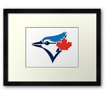 Toronto Blue Jays logo 2016 Framed Print