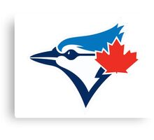 Toronto Blue Jays logo 2016 Canvas Print