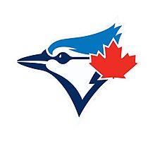 Toronto Blue Jays logo 2016 Photographic Print