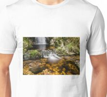 Glenevin Waterfall  Unisex T-Shirt