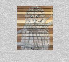 Rustic Snow Owl Hoodie