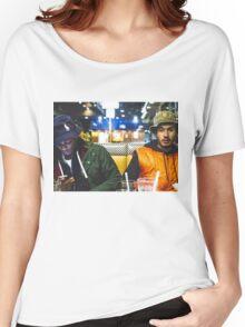 Da$H & RetcH Women's Relaxed Fit T-Shirt