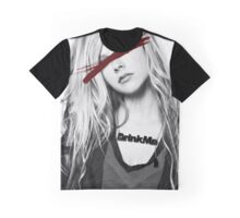 Dead Pop Stars Of Our Youth - Avril Lavigne Graphic T-Shirt