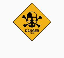 Warning: Danger Unisex T-Shirt